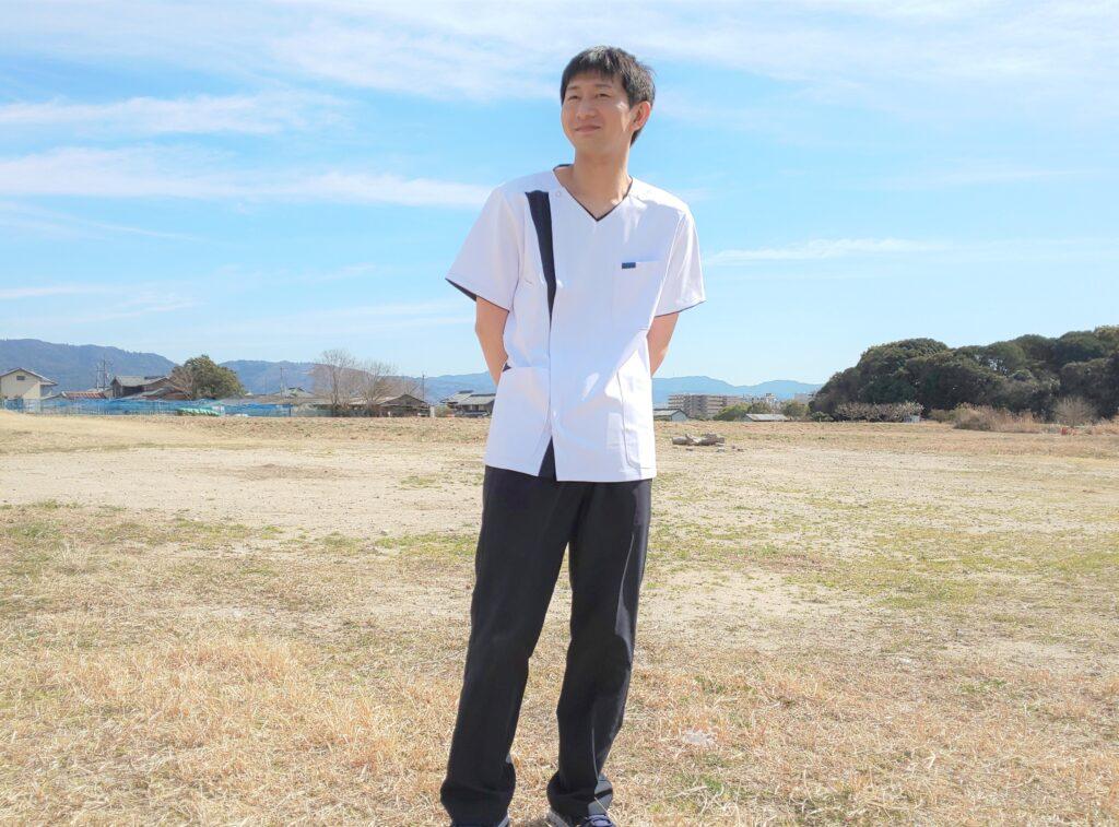 ご挨拶 鍼灸師 吉田光太郎